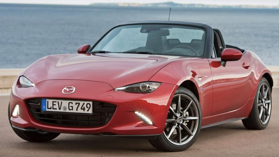 Coches gayfriendly: Mazda MX-5