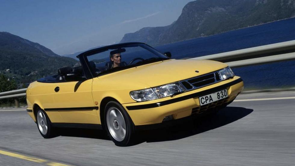 Coches gayfriendly: Saab 900