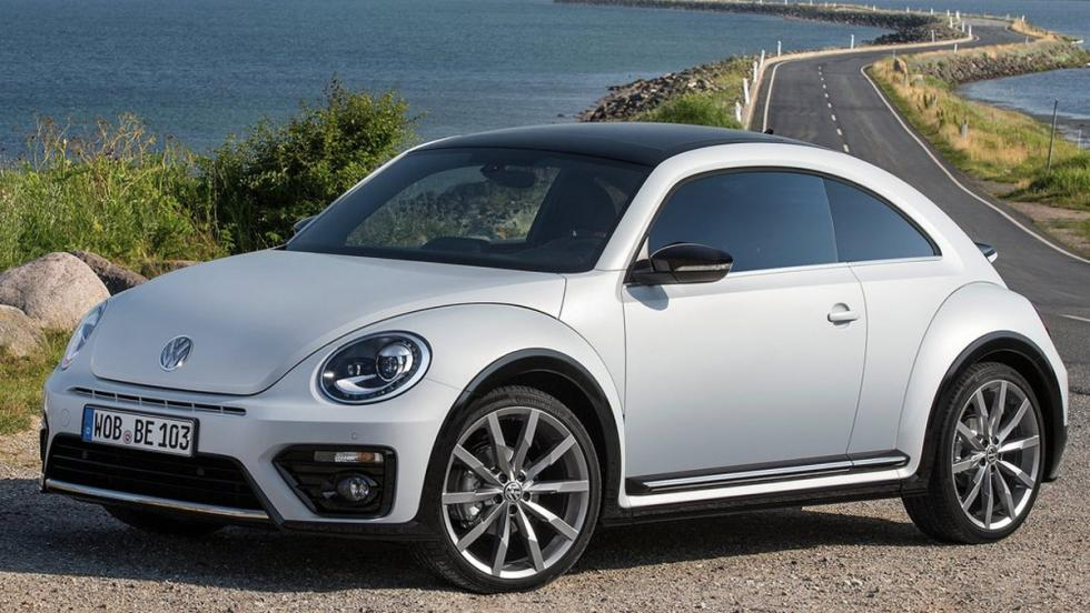 Coches gayfriendly: Volkswagen Beetle
