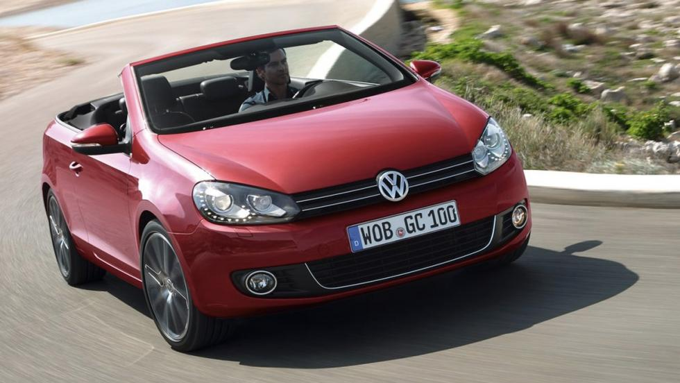 Coches gayfriendly: Volkswagen Golf Cabrio