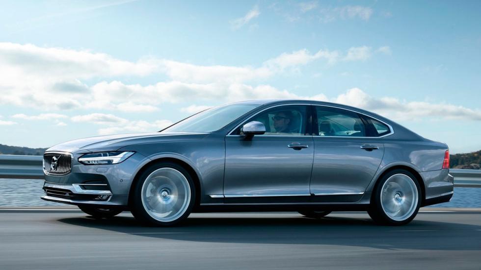 Coches que serían mejor con tracción trasera Volvo Audi Volkswagen Mazda Bentley