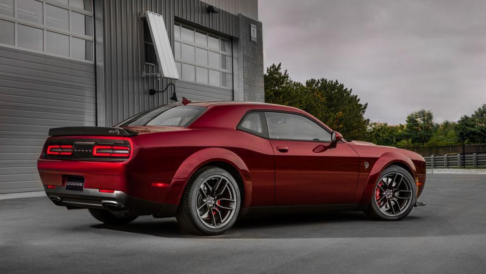Dodge Challenger Hellcat 2018 (II)