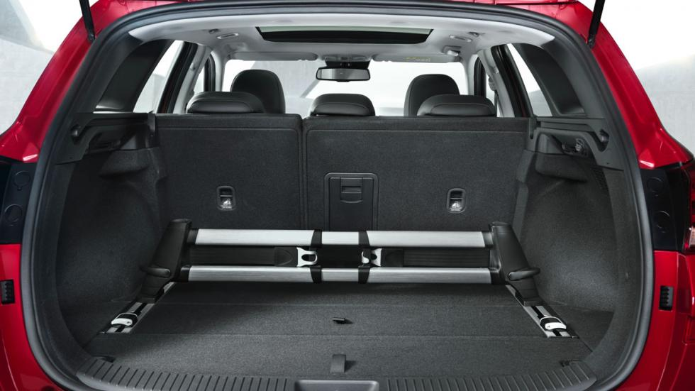 Hyundai i30 CW 2017 maletero