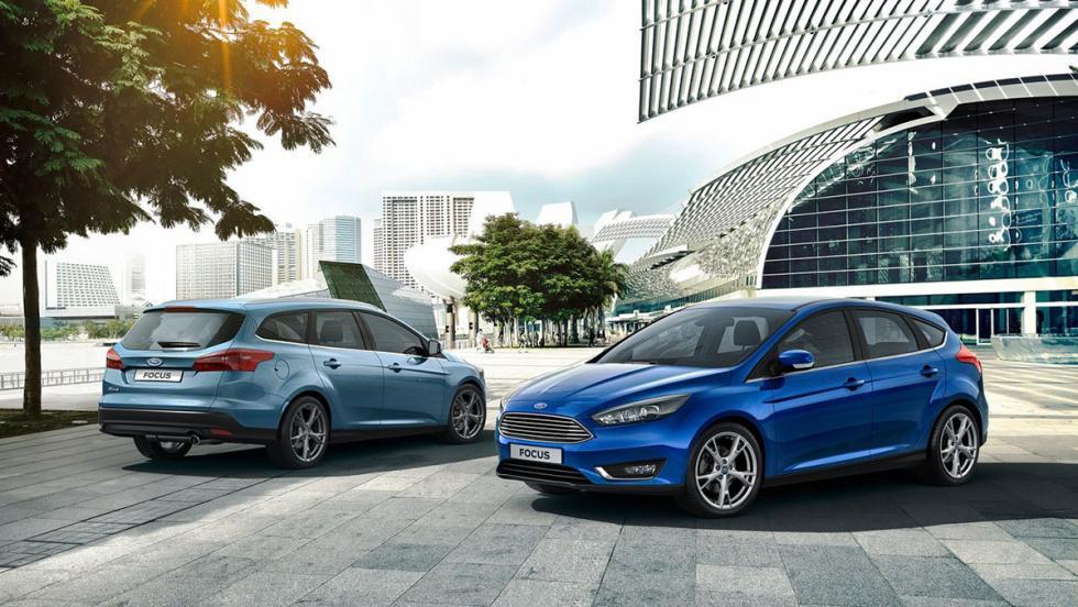 Los mejores compactos en relación calidad-precio - Ford Focus