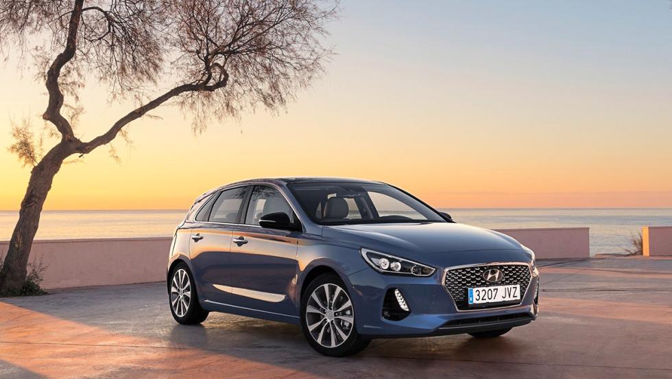Los mejores compactos en relación calidad-precio - Hyundai i30