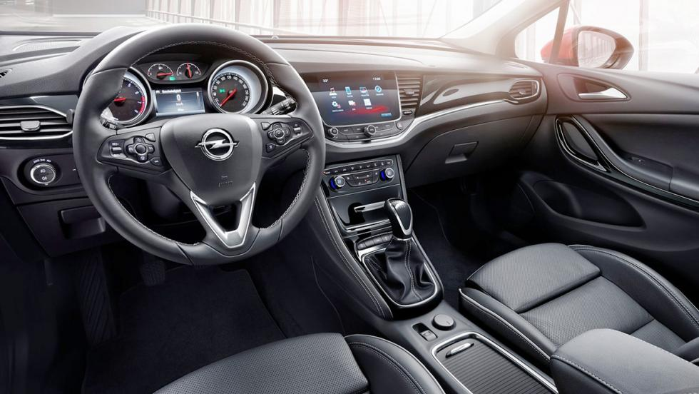 Los mejores compactos en relación calidad-precio - Opel Astra