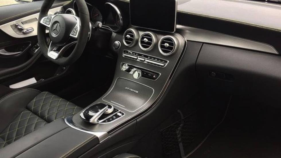 Mercedes-AMG C63 Manhart