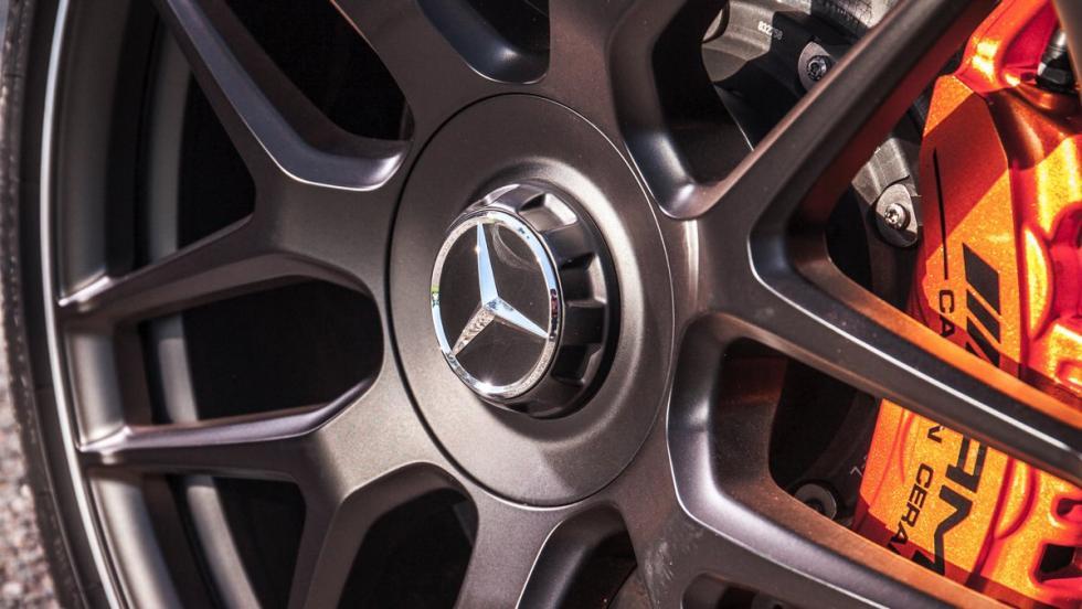 Mercedes-AMG E63 S (llanta)