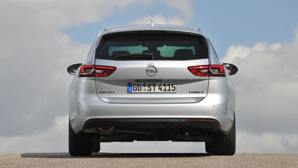 Opel Insignia Sports Tourer (IX)