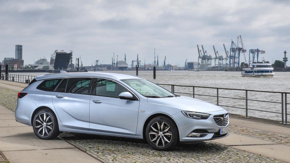 Opel Insignia Sports Tourer (V)