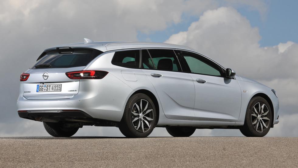 Opel Insignia Sports Tourer (VIII)