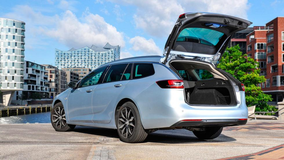 Opel Insignia Sports Tourer (XI)