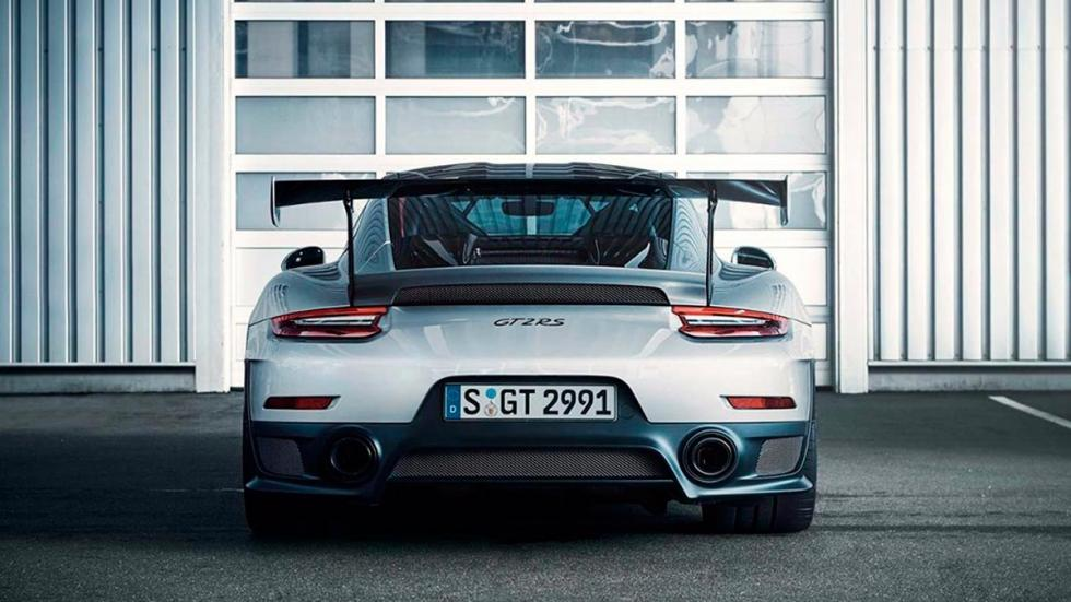 porsche 911 gt2 rs 2018 el m s potente de la historia. Black Bedroom Furniture Sets. Home Design Ideas