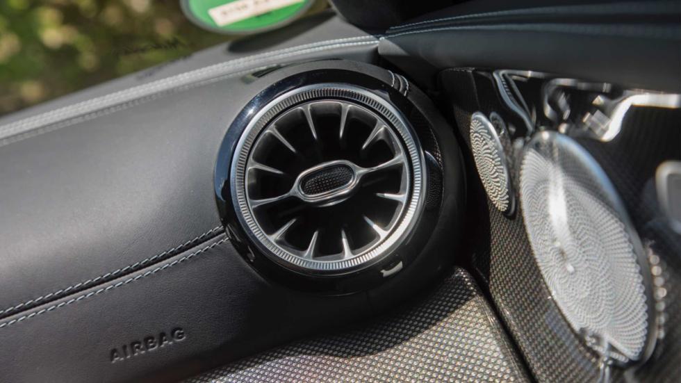 Prueba Mercedes Clase E Cabrio 2017 toberas