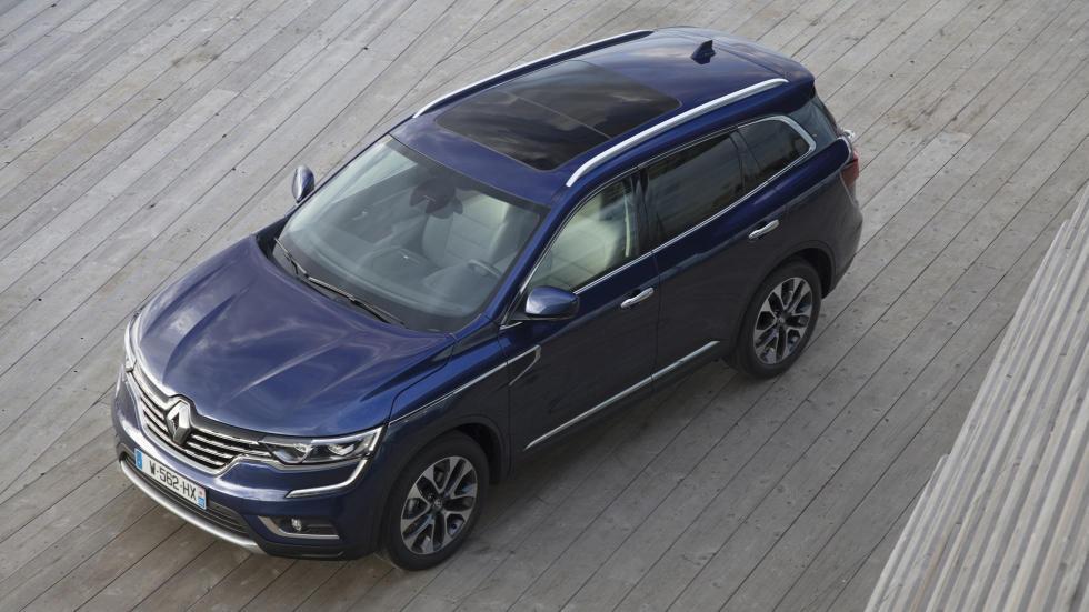 Renault Koleos 2017 (aérea)