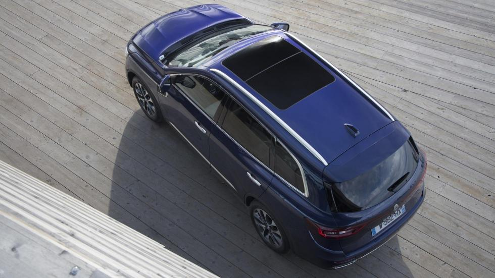 Renault Koleos 2017 cenital