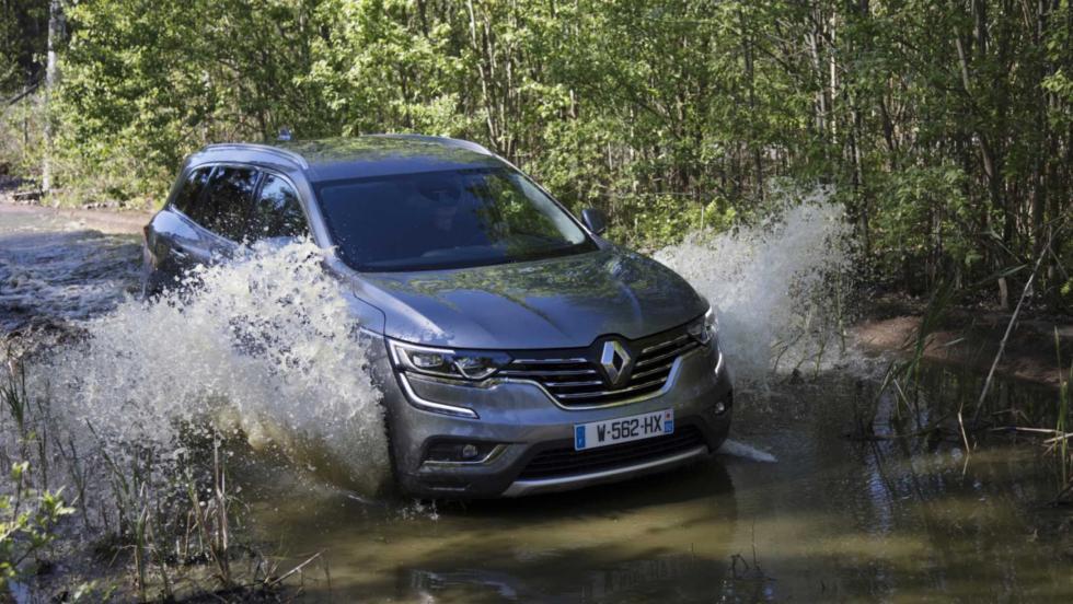 Renault Koleos 2017 dinámica 2