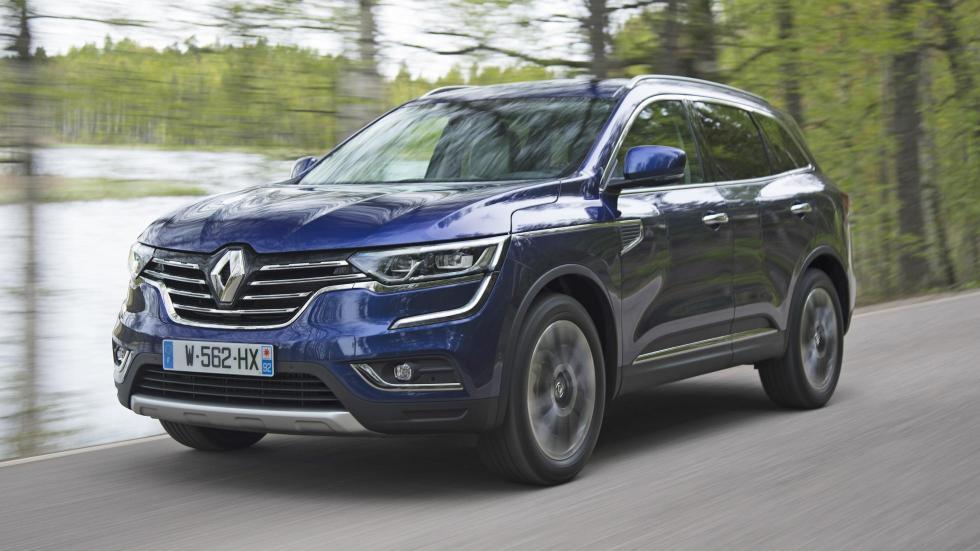 Renault Koleos 2017 frontal