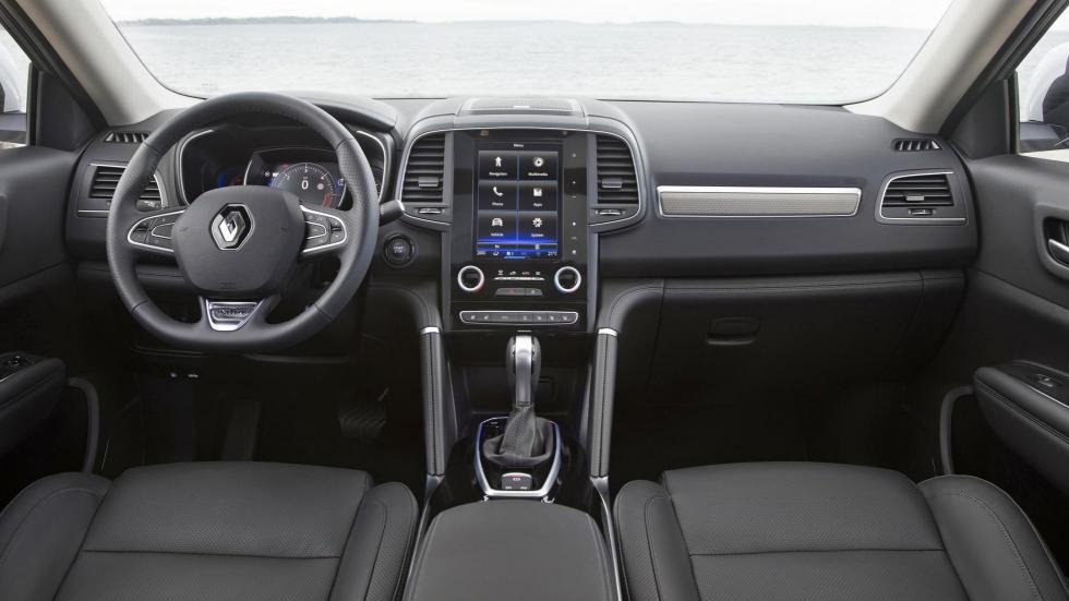 Renault Koleos 2017 salpicadero
