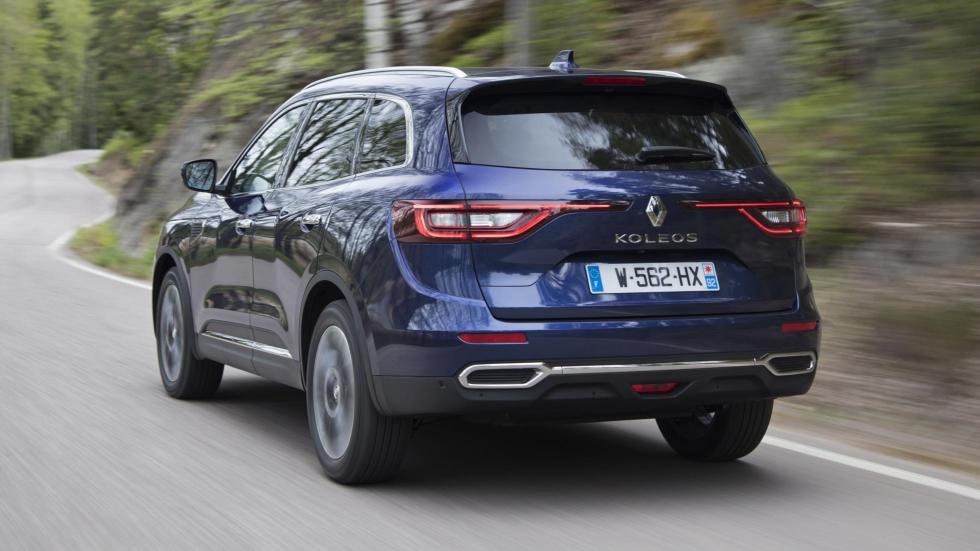 Renault Koleos 2017 trasera