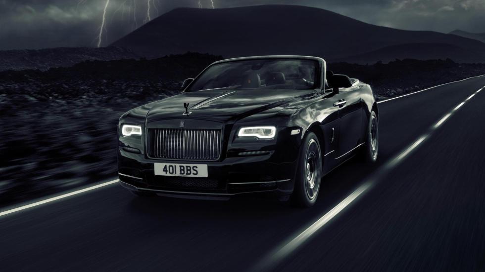Rolls Royce Dawn Black Badge 2017 (I)