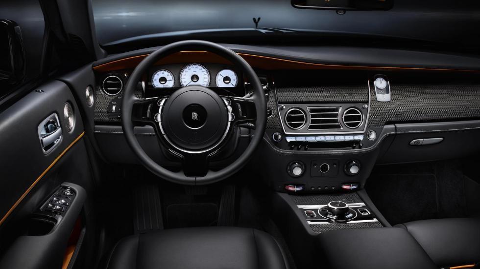 Rolls Royce Dawn Black Badge 2017 (III)
