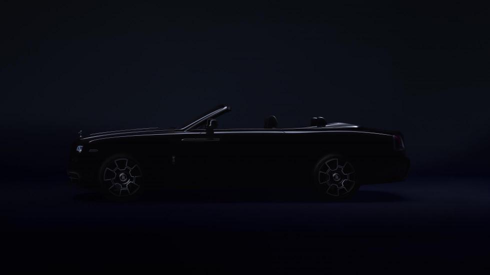 Rolls Royce Dawn Black Badge 2017 (V)