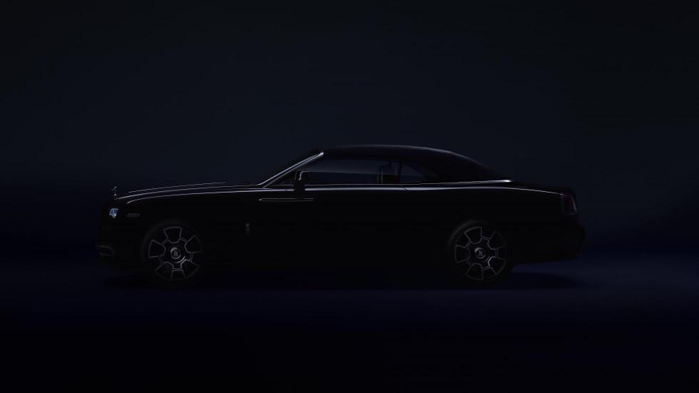 Rolls Royce Dawn Black Badge 2017 (VI)