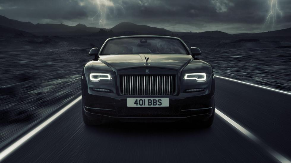 Rolls Royce Dawn Black Badge 2017 (VII)