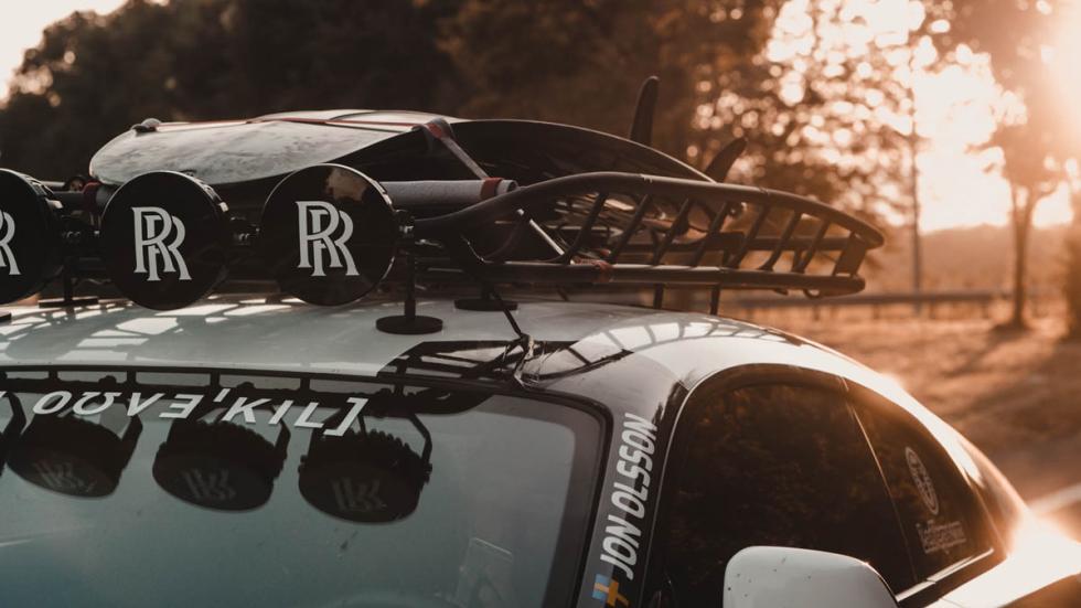 Rolls-Royce Jon Olsson deportivo personalización