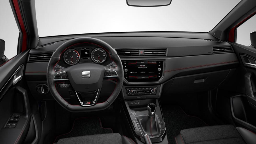 Seat Arona FR (interior)