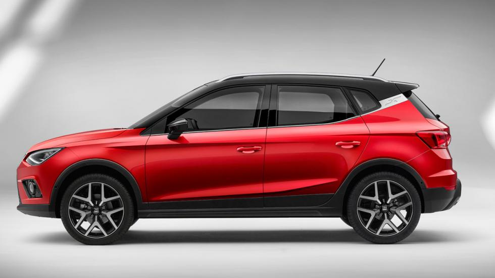 Seat Arona FR (lateral)