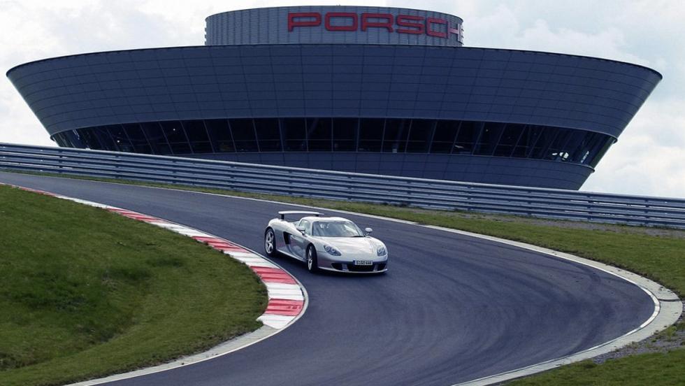 Superdeportivos que deberías conducir antes de morir: Porsche Carrera GT (I)