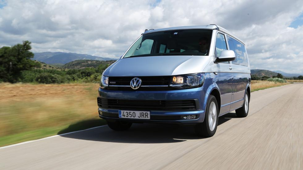 Volkswagen California Beach TDI DSG 4Motion (III)