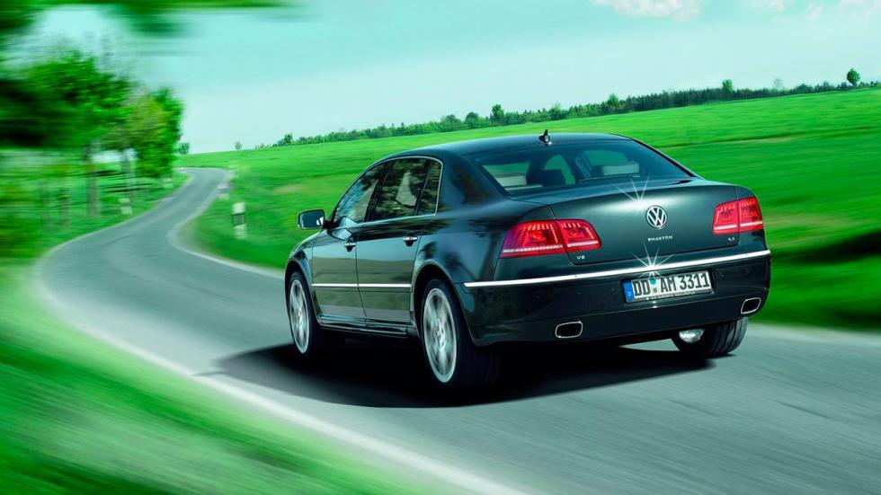 Volkswagen Phaeton lujo berlina