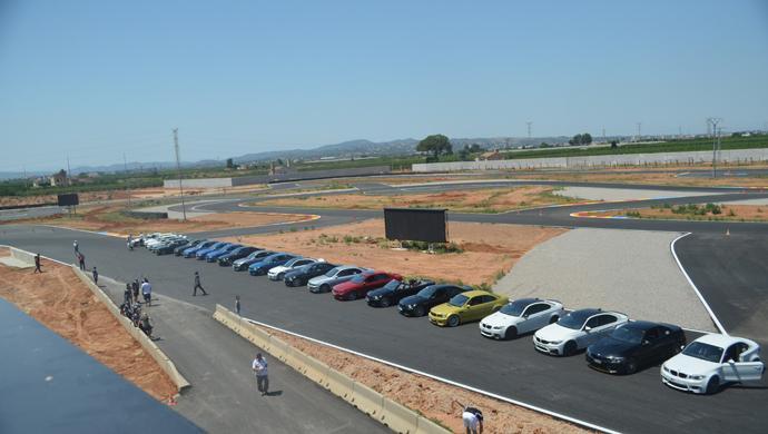XX Concentración Nacional BMW M Club España