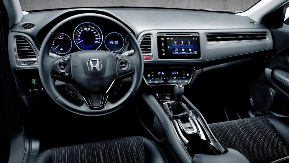 5 rivales del Mitsubishi ASX 2017 - Honda HR-V