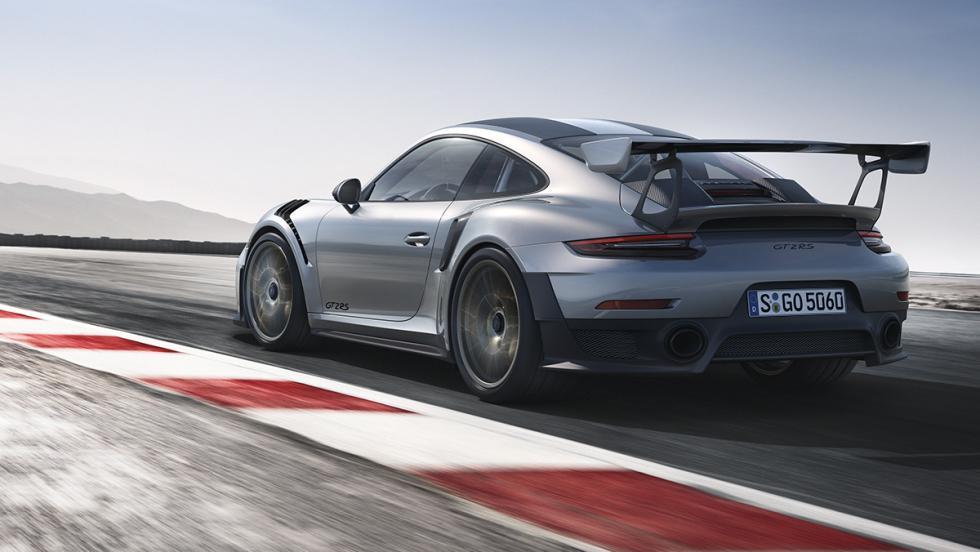 7 detalles que molan del 911 GT2 RS - Sin medias tintas