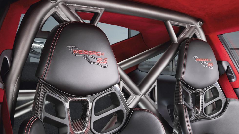 7 detalles que molan del 911 GT2 RS - El paquete Weissach...