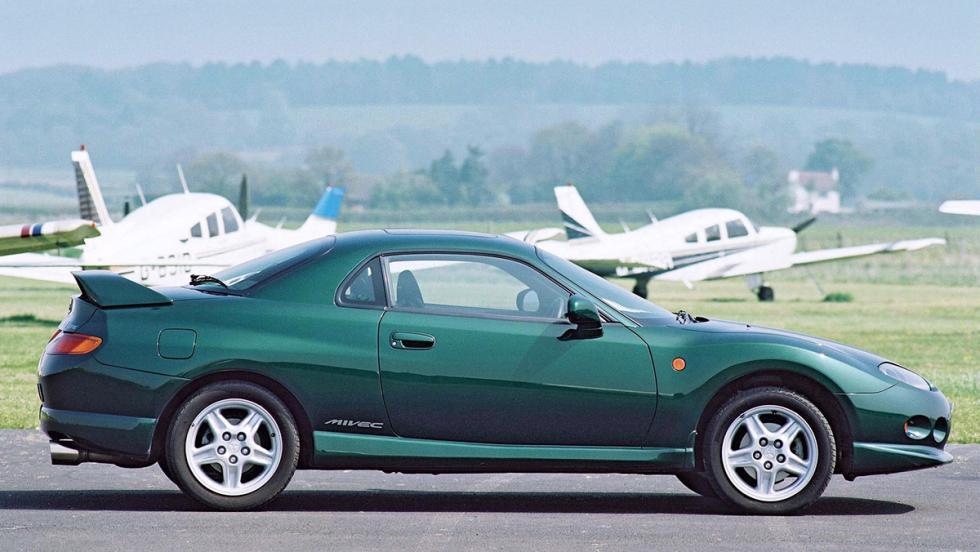 9 coches japoneses de los que nunca has oído hablar - Mitsubishi FTO