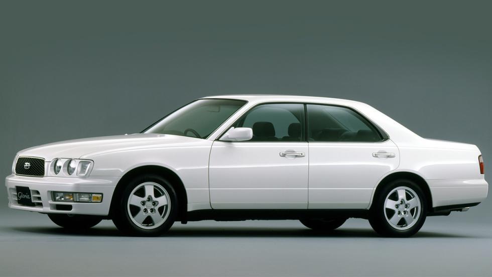 9 coches japoneses de los que nunca has oído hablar - Nissan Gloria