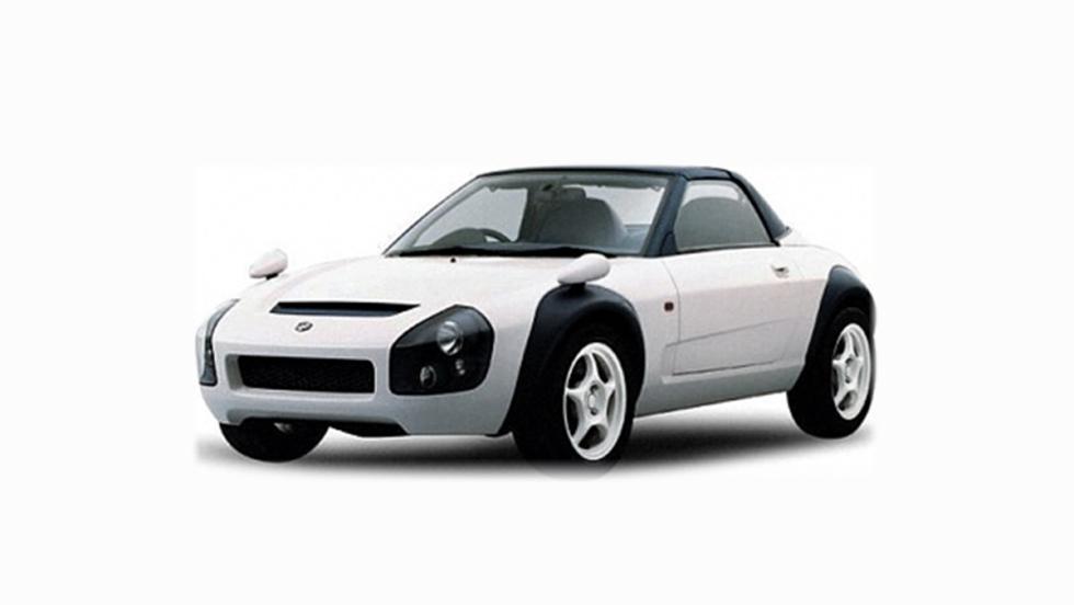 9 coches japoneses de los que nunca has oído hablar - Suzuki C2