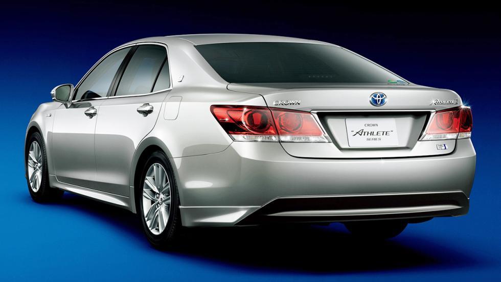 9 coches japoneses de los que nunca has oído hablar - Toyota Crown