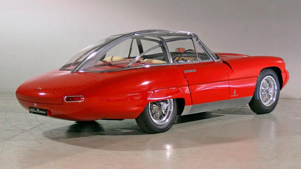 Alfa Romeo 6C 3000 CM Pininfarina Superflow IV (III)