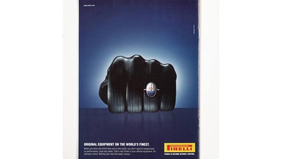 Anuncios de Pirelli