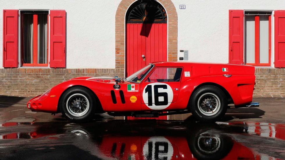 Apodos para coches: Ferrari 'furgoneta'