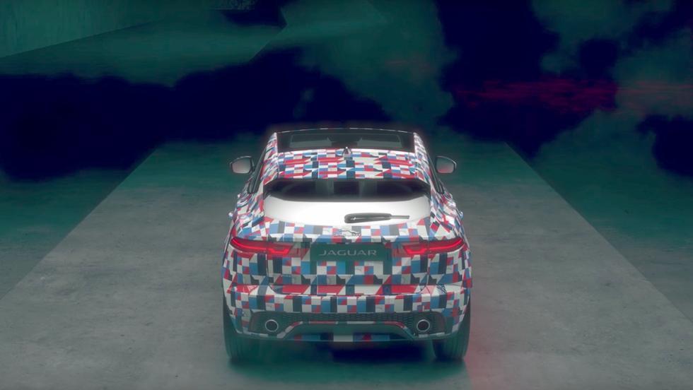 Así se ha puesto a punto el nuevo Jaguar E-Pace