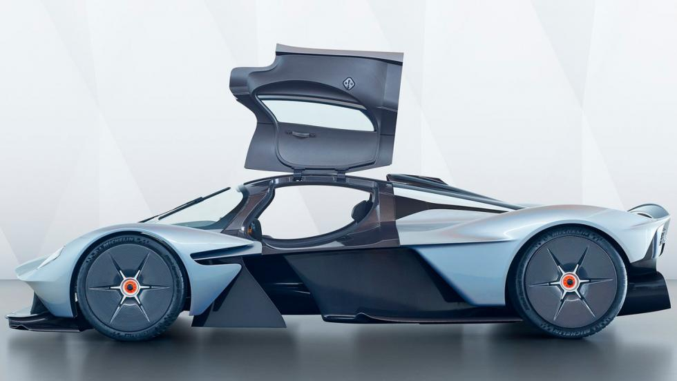Aston Martin Valkyrie 2017 (IV)
