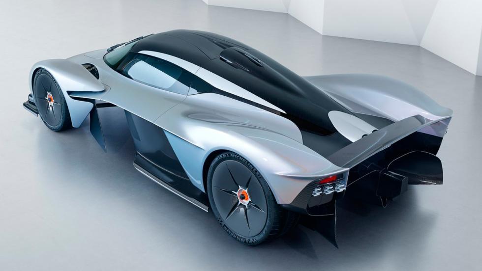 Aston Martin Valkyrie 2017 (V)