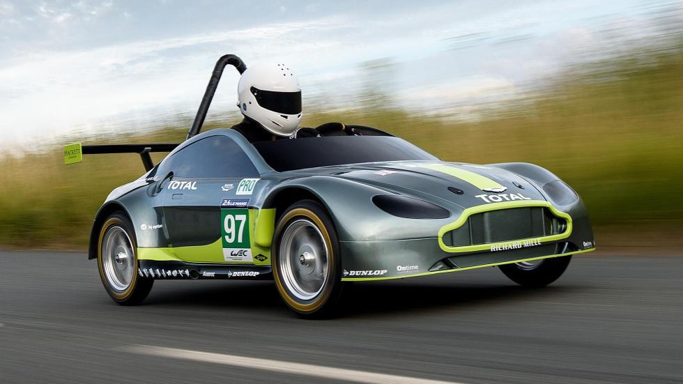 Aston Martin Vantage V8 Autos Locos Red Bull (XVI)